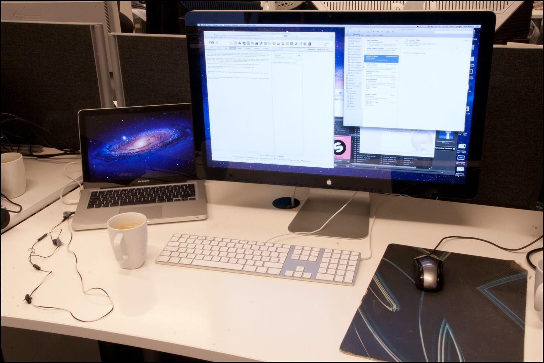 Første uke som Mac bruker Tek.no