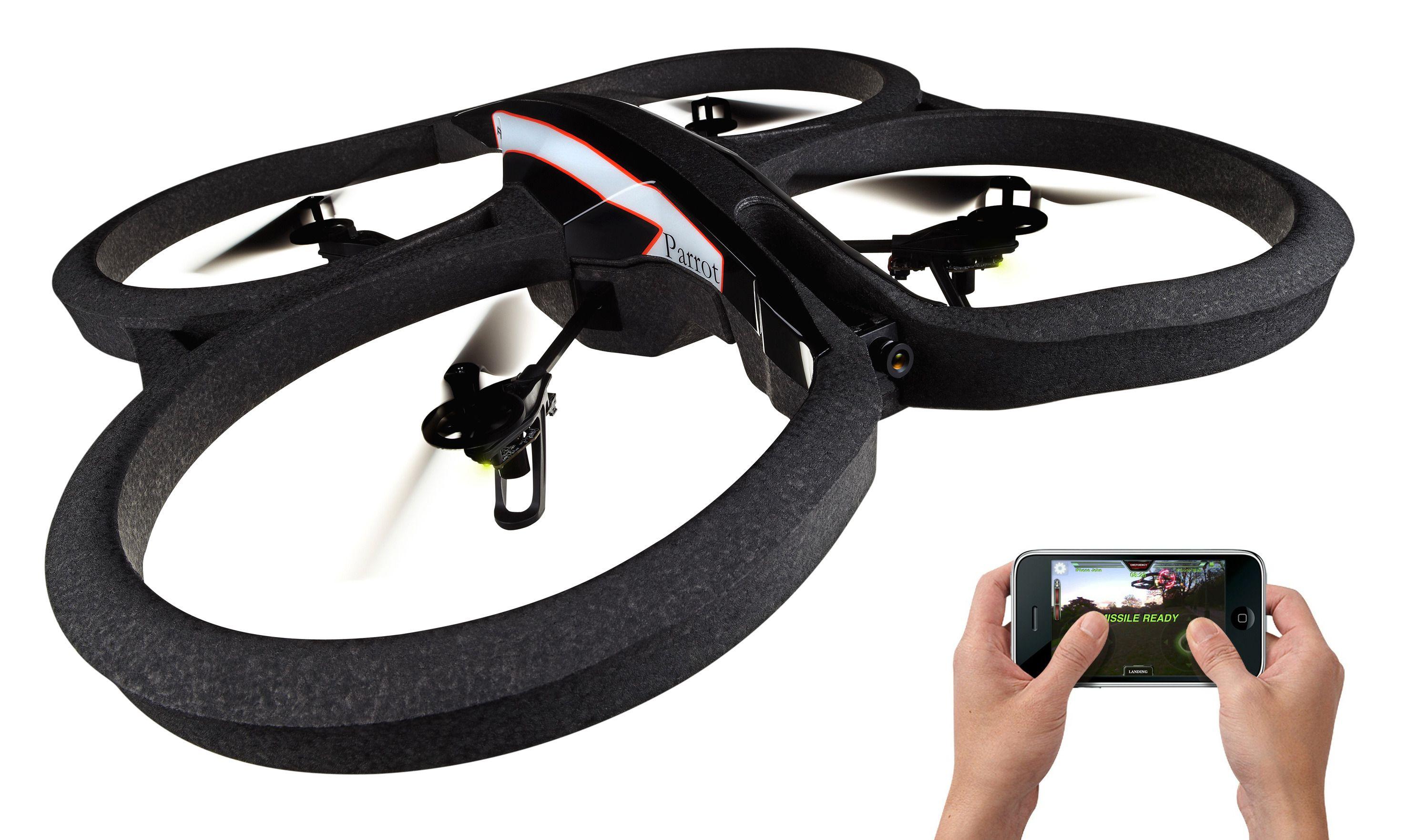 Parrot AR Drone 2.0.