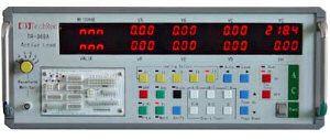 Vår testbenk for strømforsyninger - Techred TR-368