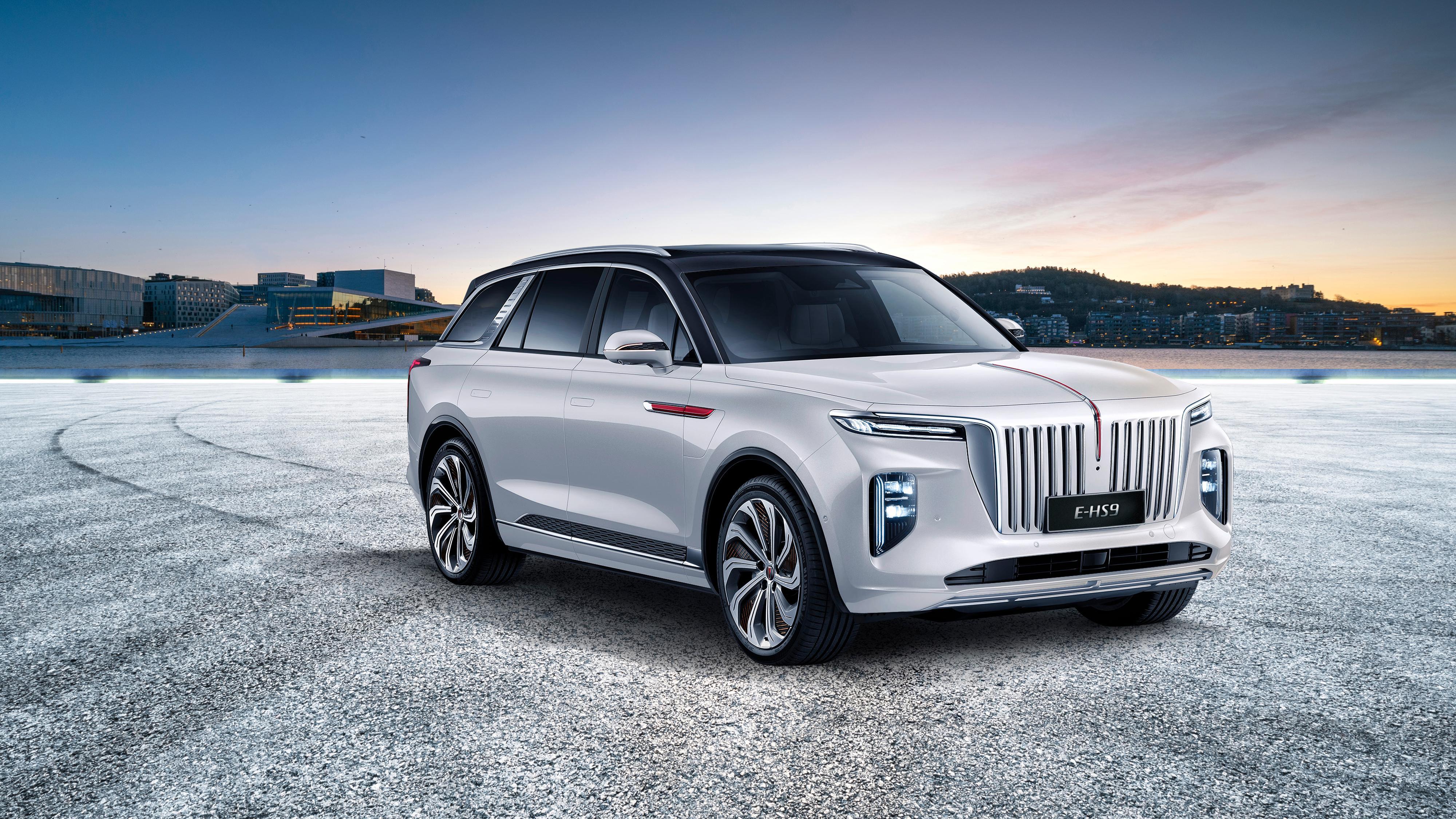 Prisen er klar: Ny kinesisk luksus-elbil blir tilgjengelig i Norge