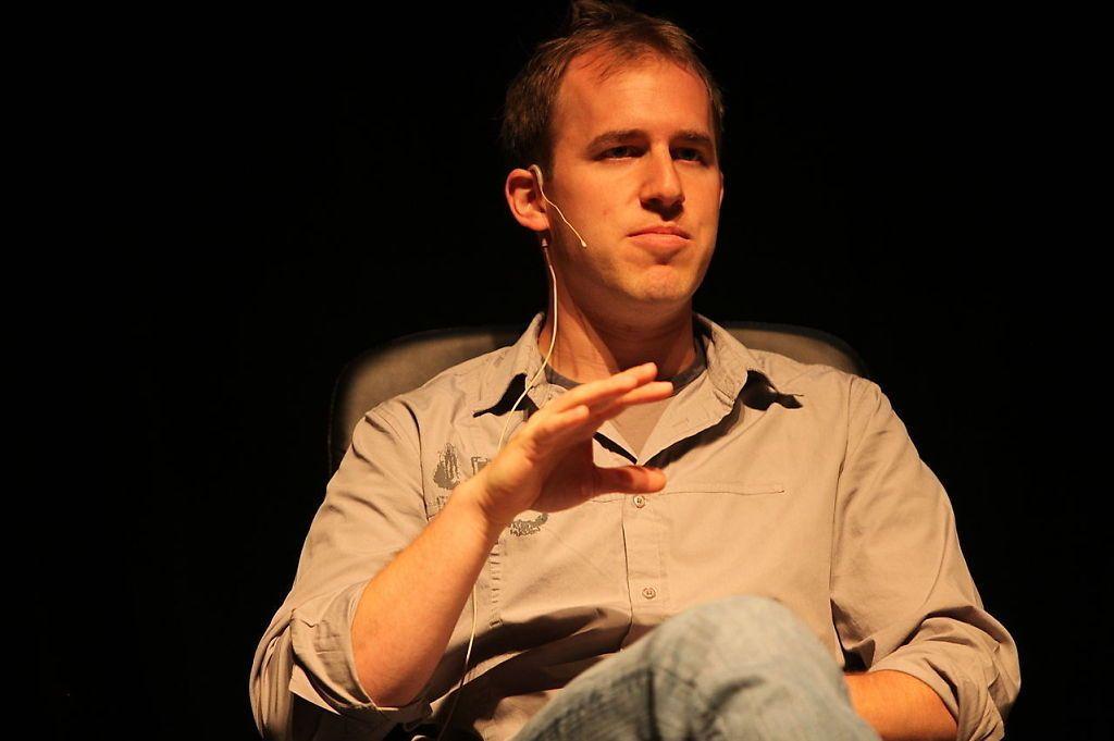 OPPFINNER: Bret Taylor jobbet tidligere i Facebook som CTO og var med på å utvikle den kjente «tommel opp»-funksjonen.Foto: Wikimedia Commons