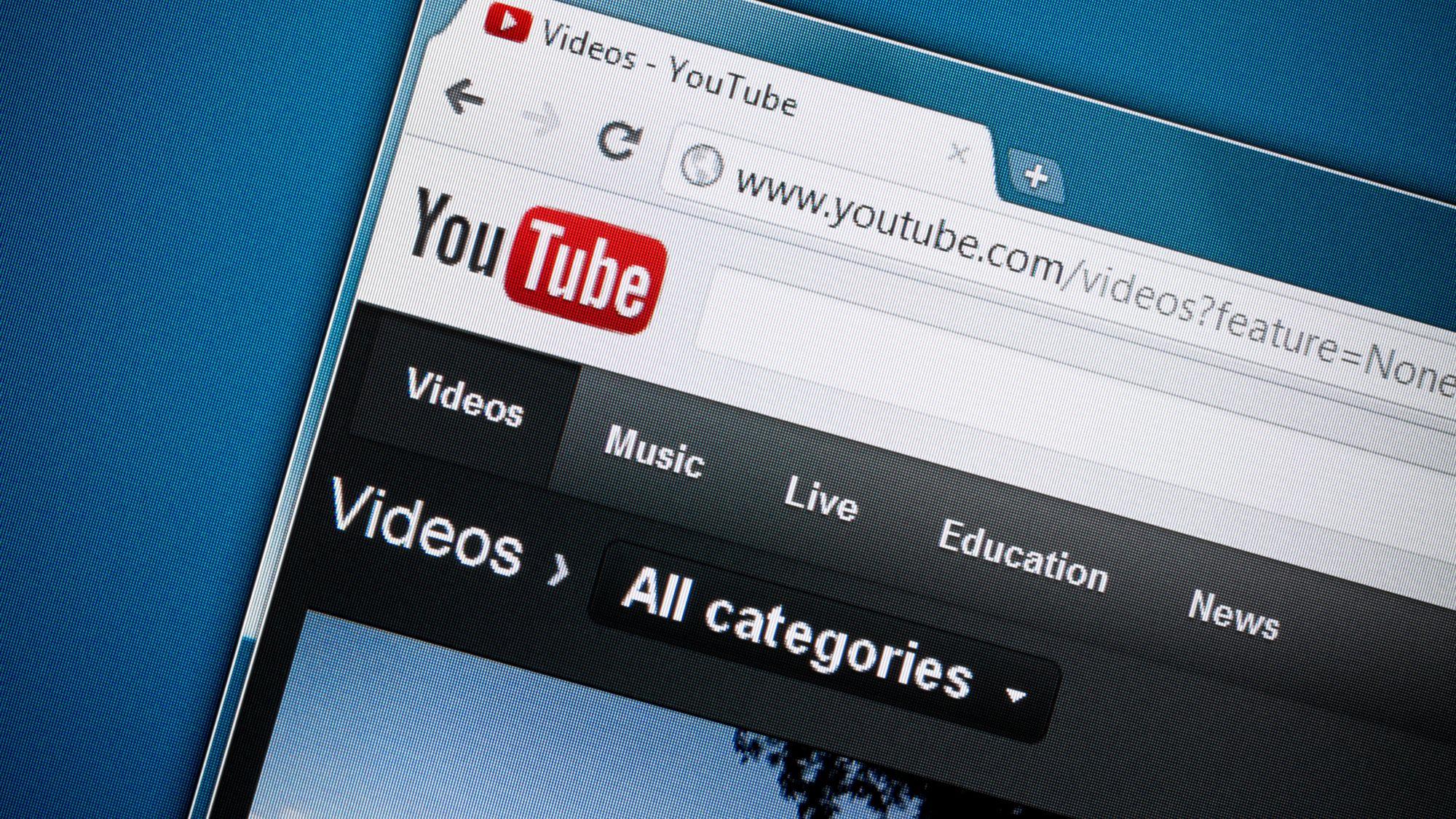 Rapportere brudd på opphavsretten? Nå krever YouTube at du