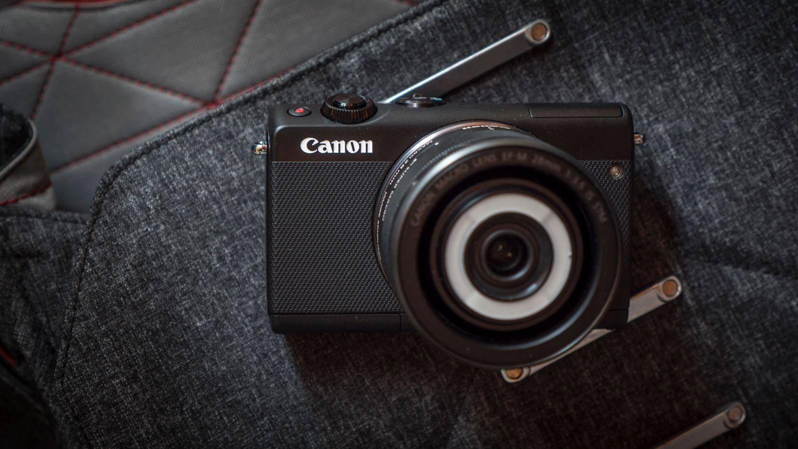 Det er veldig mye bildekvalitet for størrelsen og prisen, men det er et enkelt kamera for enkel bruk. Bilde: Kristoffer Møllevik