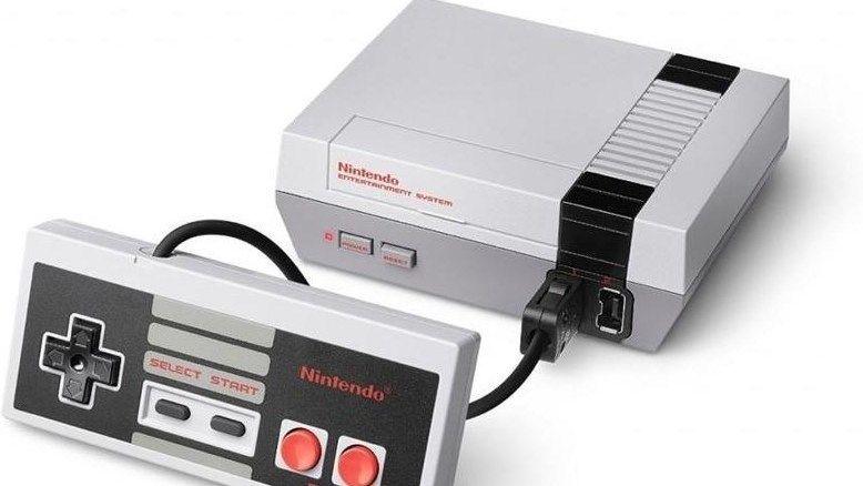 NES Classic-salget utfordrer PlayStation 4 og Xbox One
