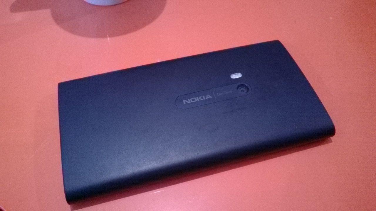 Testbilde fra Lumia 625.