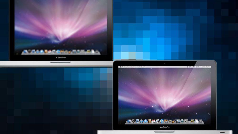 Apple gjør seg klare for høyoppløste skjermer