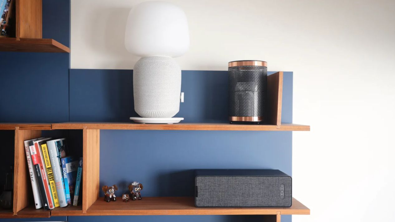 Illustrasjonsbilde. IKEAs nåværende høyttalere.