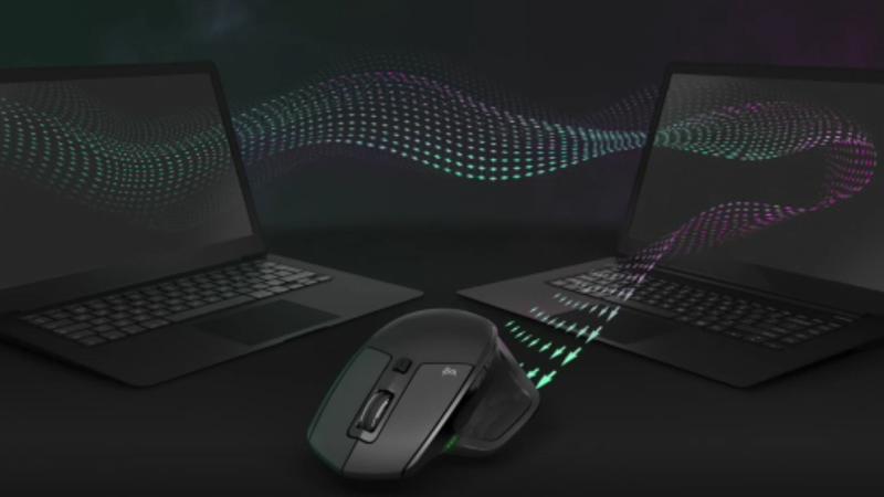 Bruker du flere PC er på en gang? Da er Logitechs nye mus