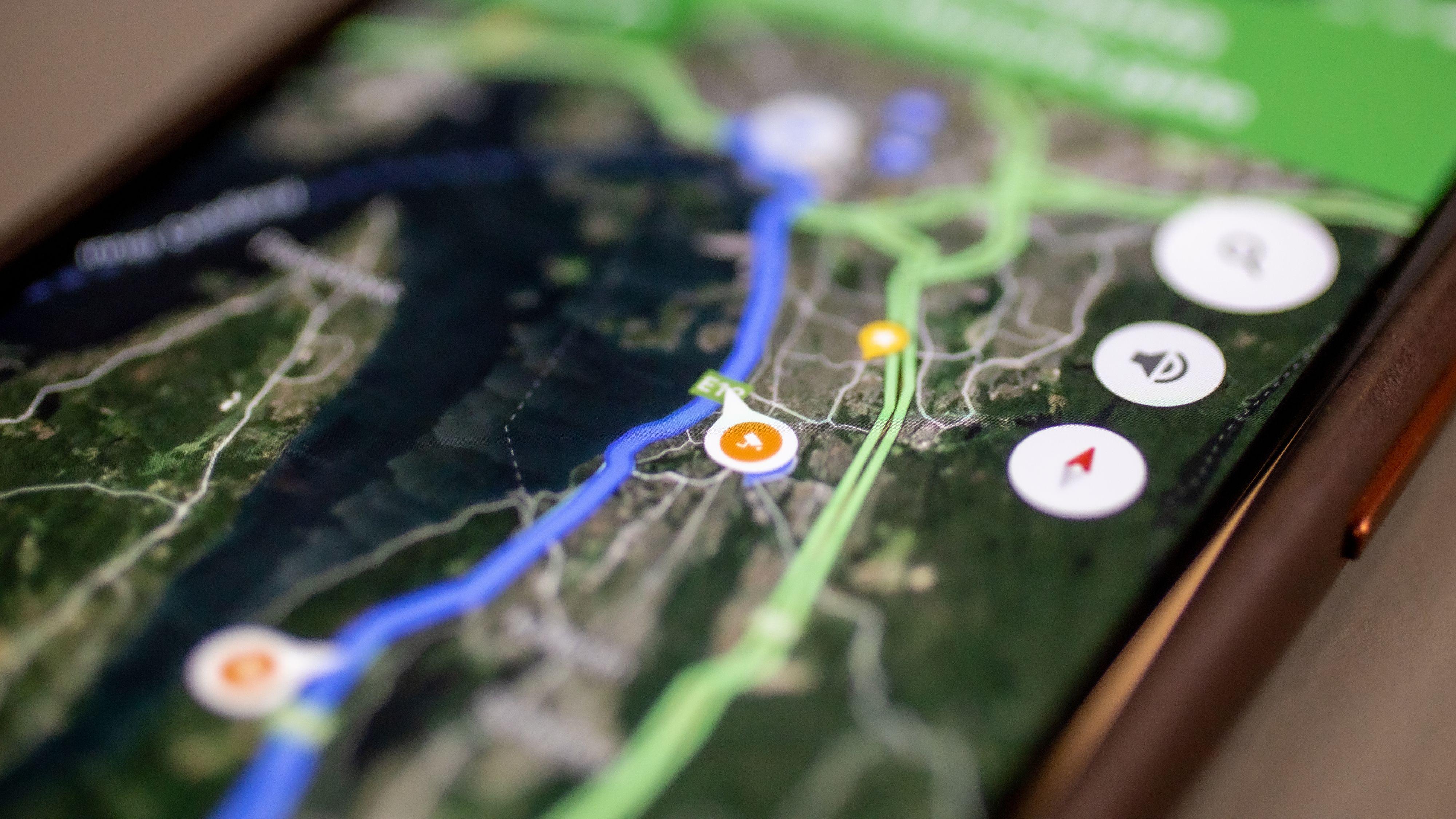 Google Maps ruller ut varsler for fartsmålere