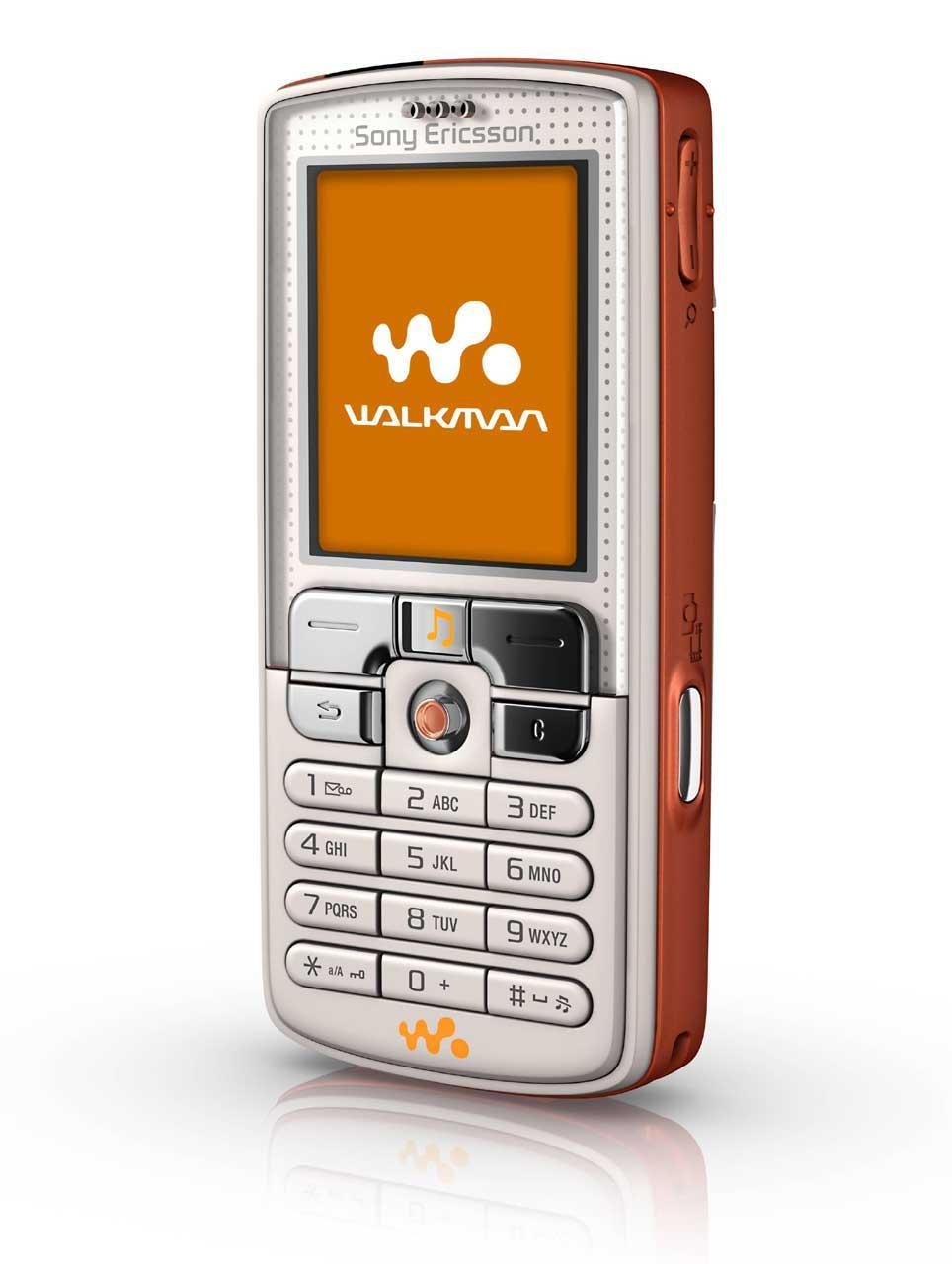 Sony Ericsson w800 ble populær på grunn av sin gode musikkspiller.
