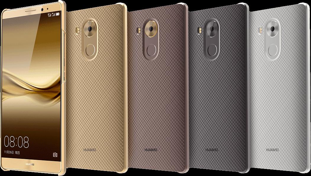 Telefonen blir tilgjengelig i mange ulike farger, og et par ulike utstyrsnivå. Foto: Huawei