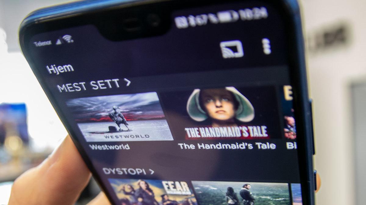 Huaweis Lite-modeller sliter med Netflix og HBO Nordic