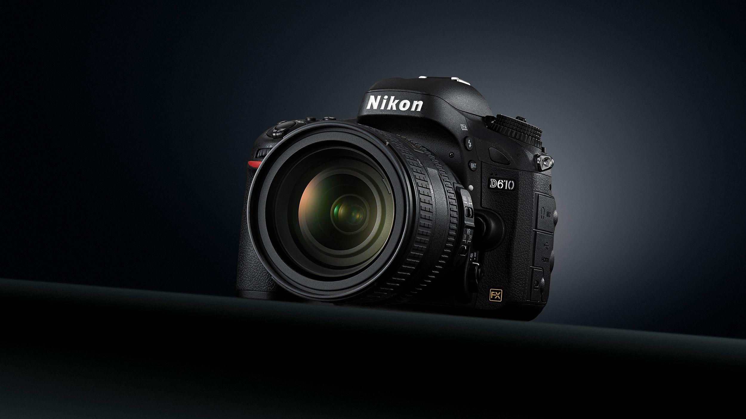Nikon D600 fullformat for folket?