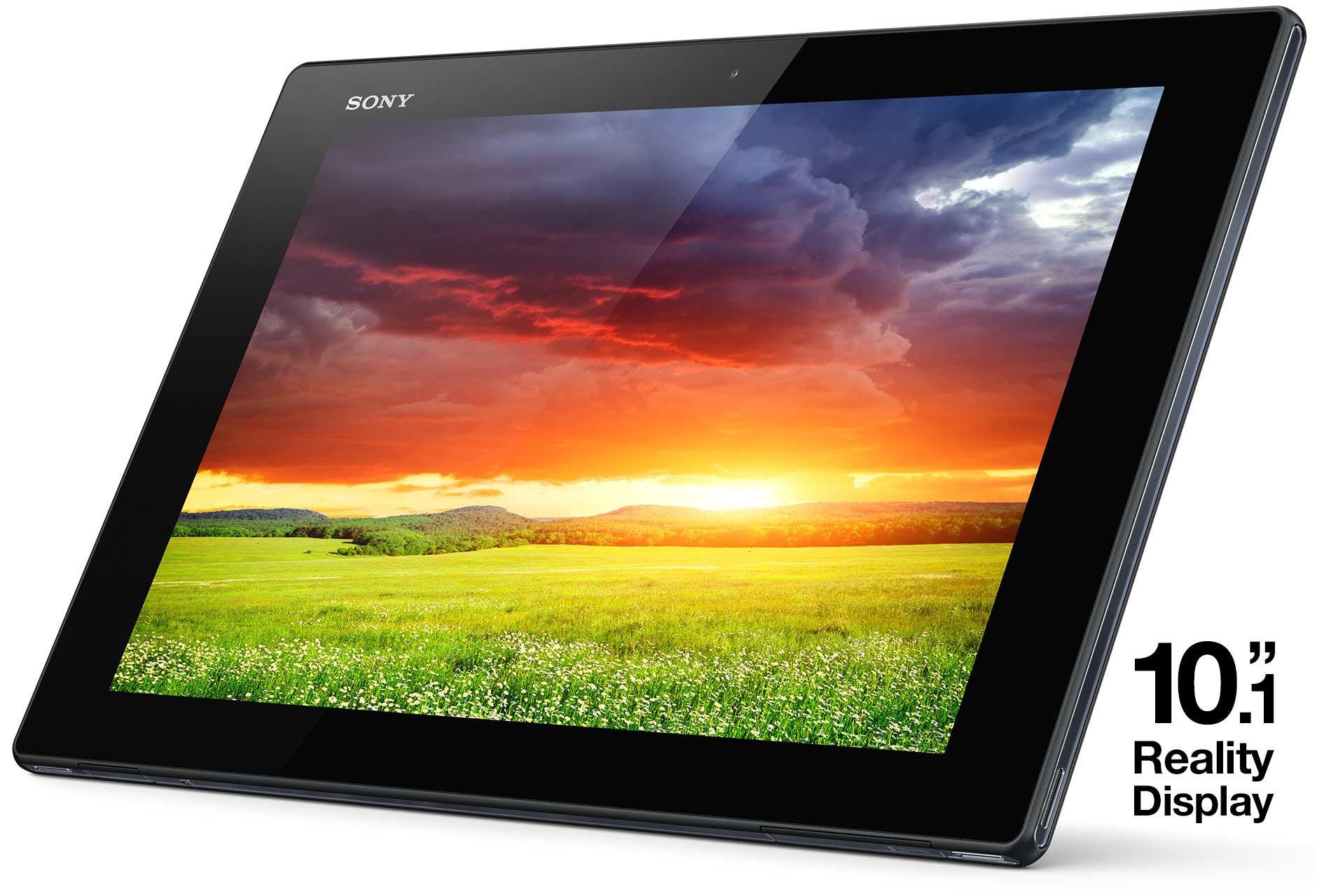 Sony Xperia Tablet Z.