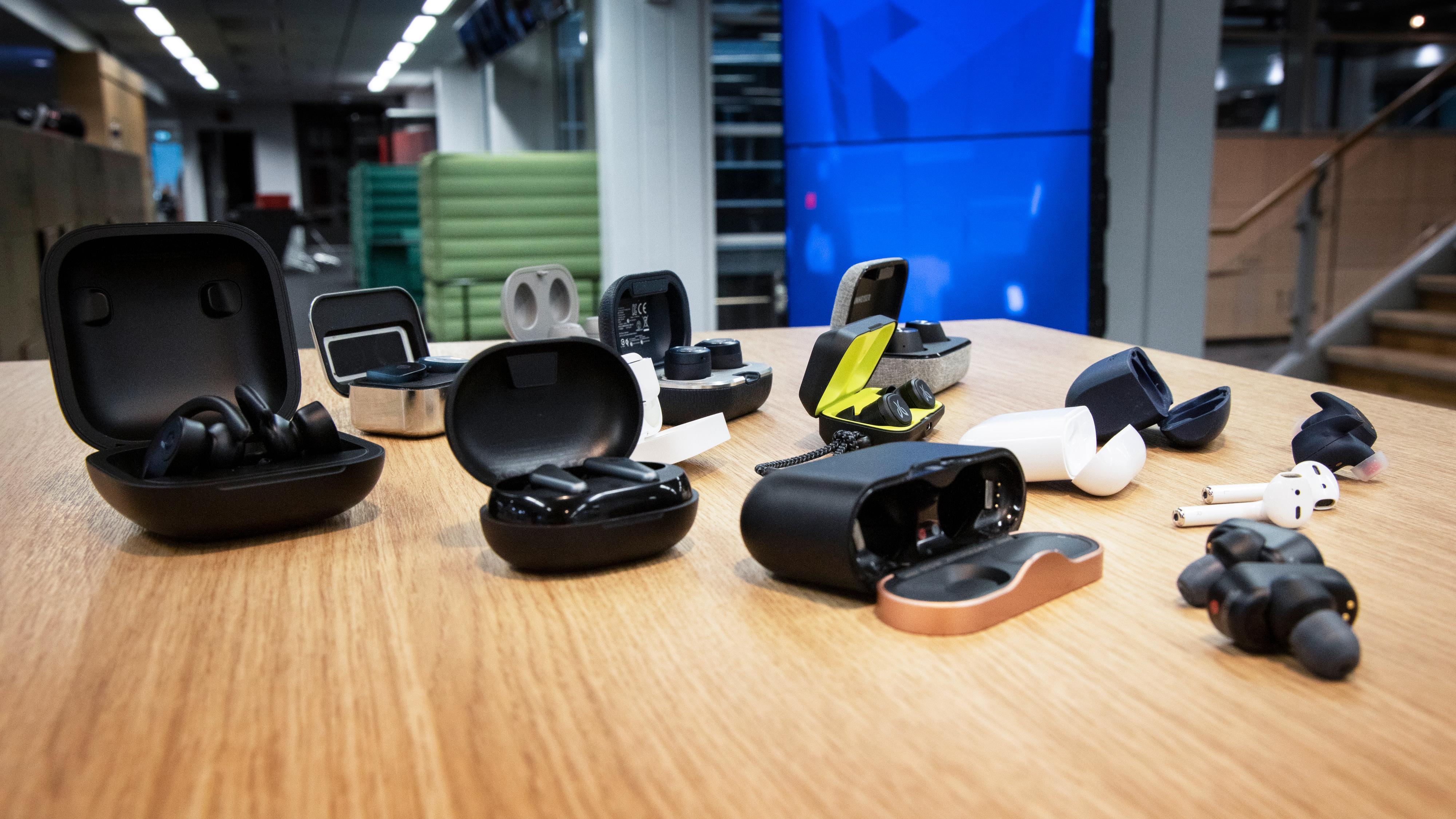 True wireless-kategorien har blitt enorm, og alle produsenter med respekt for seg selv har kastet seg på. Kvaliteten er også jevnt over høy.