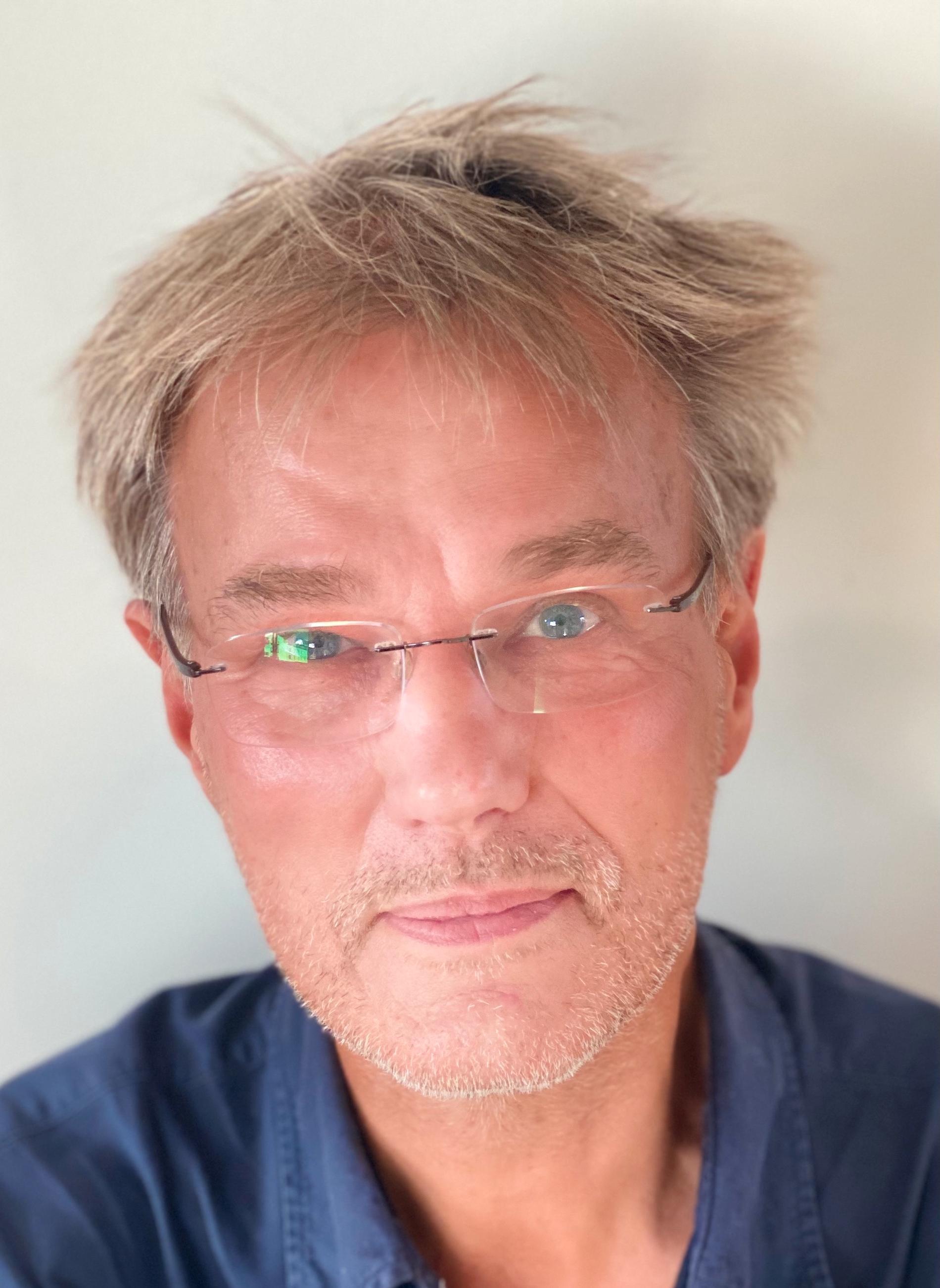 Mats Holmberg, överläkare på Karolinska universitetssjukhusets specialistcentrum för andrologi och sexualmedicin