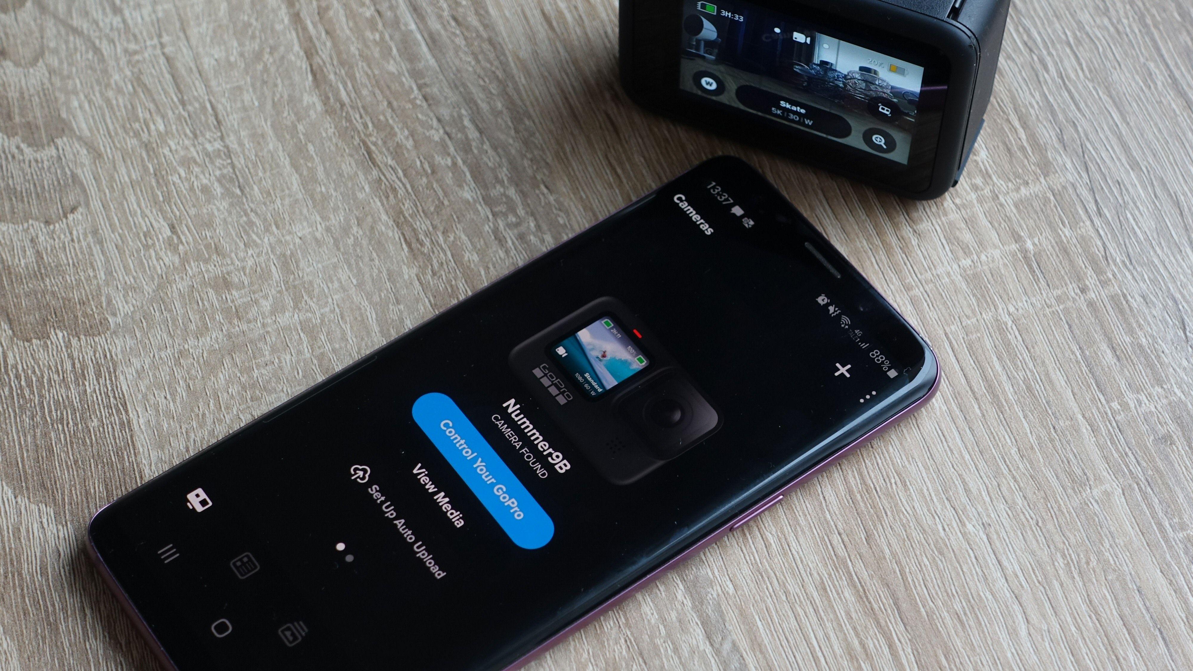 GoPro satser nå kun på mobilappene sine.
