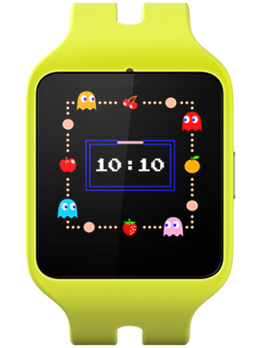 En Android Wear-klokke. Foto: Google