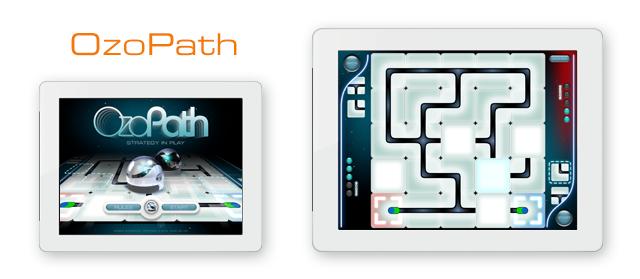 En av appene som følger med er en labyrint, der du skal hjelpe Ozobot med å finne veien ut.Foto: Ozobot