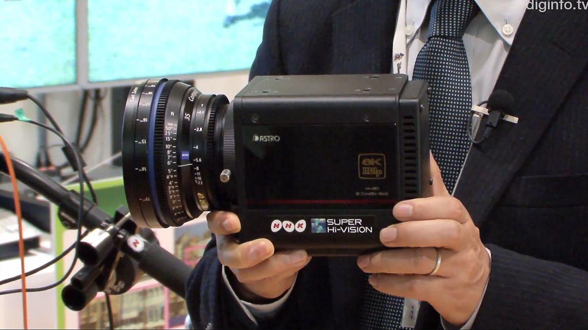 Har utviklet hendig 8K-kamera