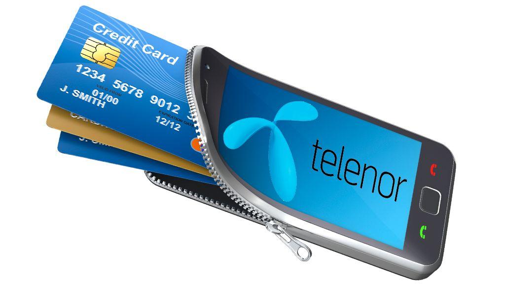 Mobilen kan bli din nye lommebok.