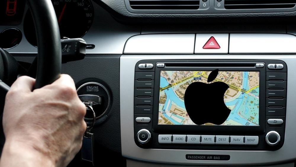 Snart kan Apple begynne å produsere biler
