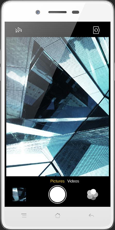 Oppo Mirror 5S. Foto: Oppo