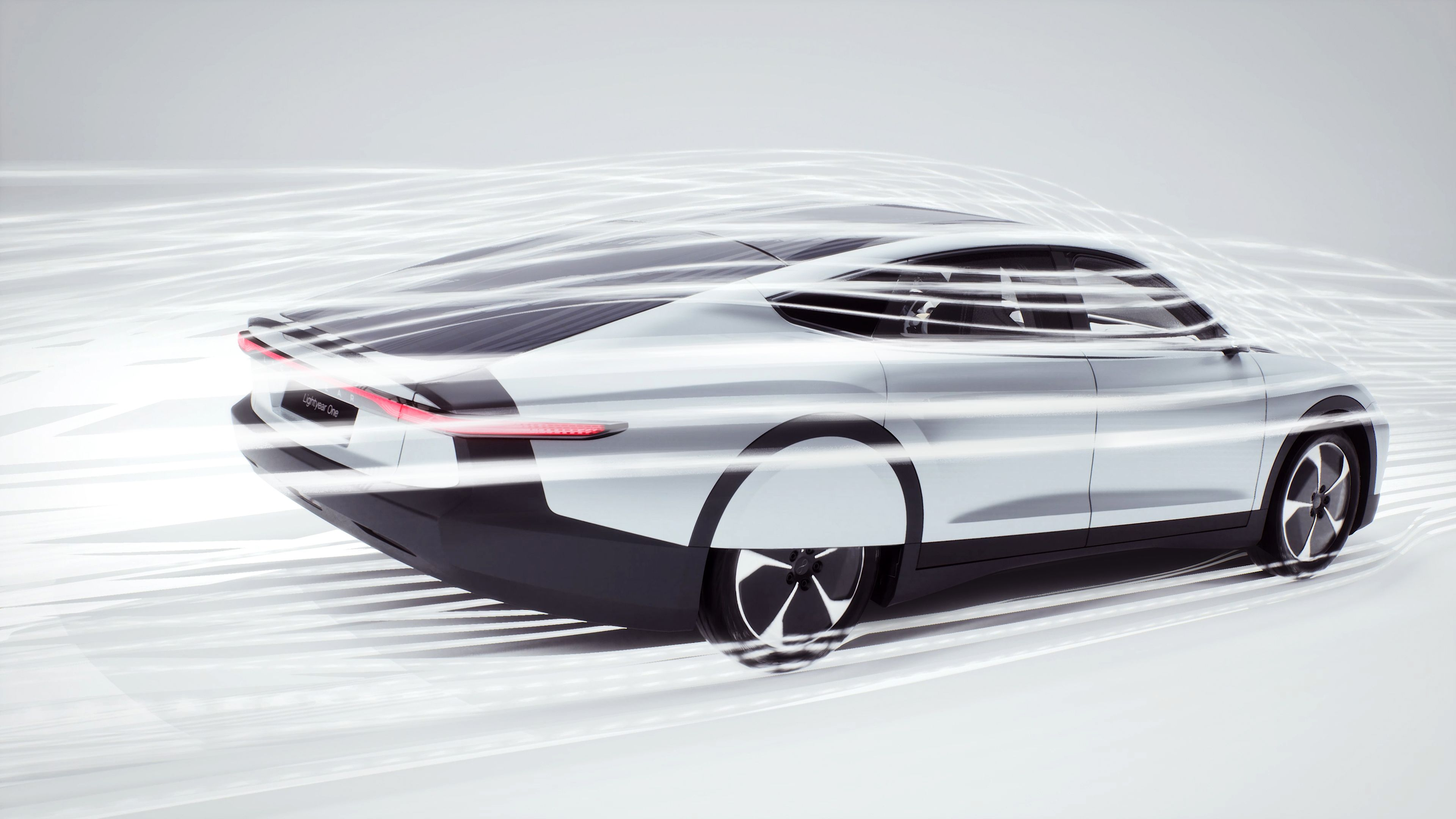 Lightyear One skal være en ekstremt aerodynamisk bil.