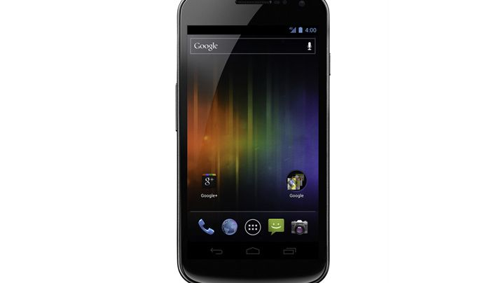 Her er Galaxy Nexus