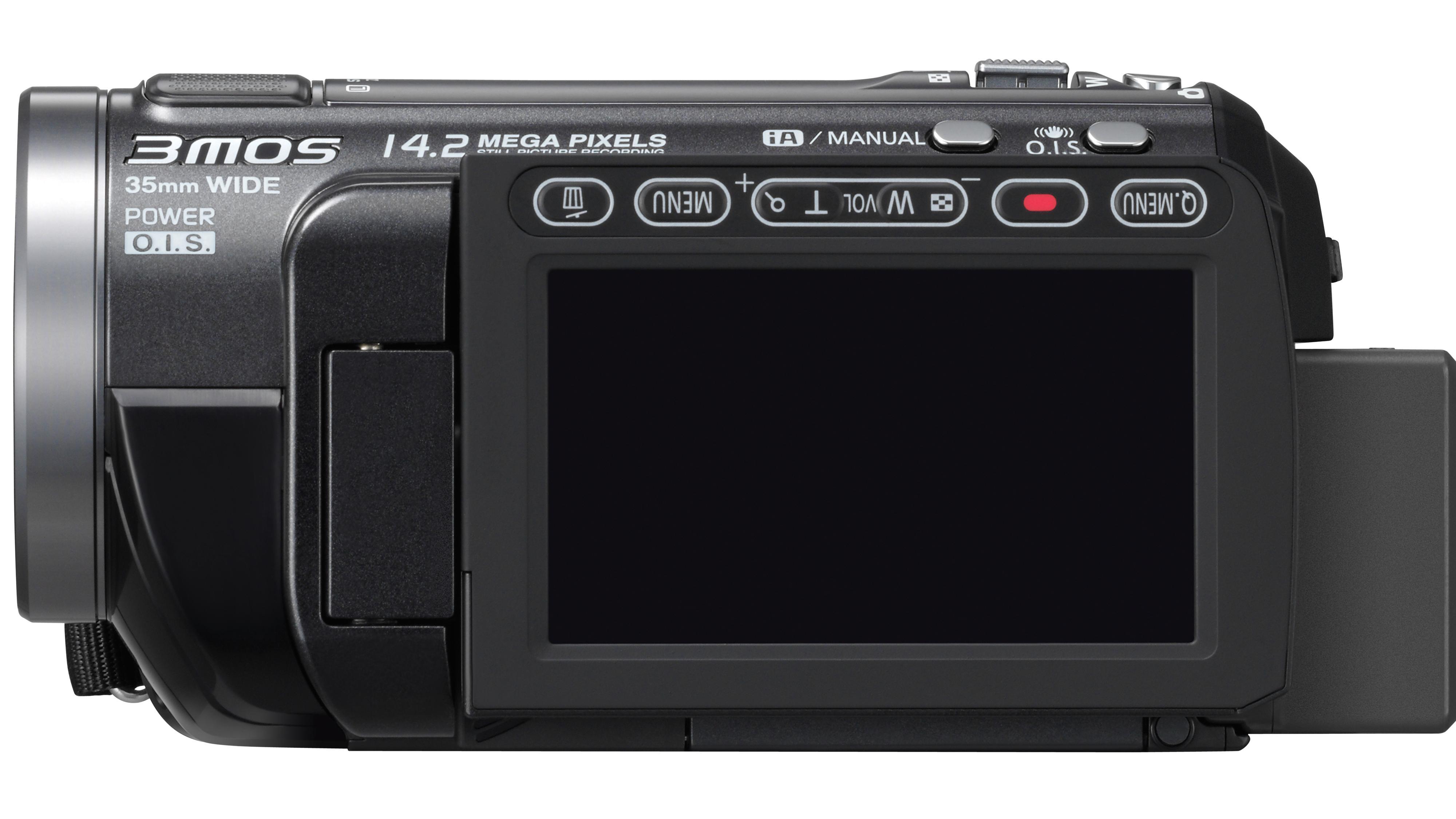 Panasonic med HDC-SD600