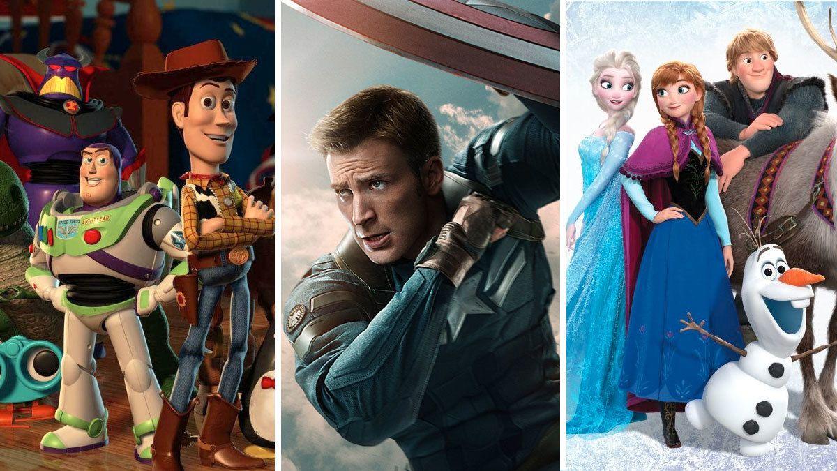 Disney trekker seg fra Netflix