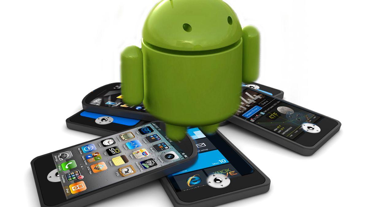 Android går tilbake – for første gang