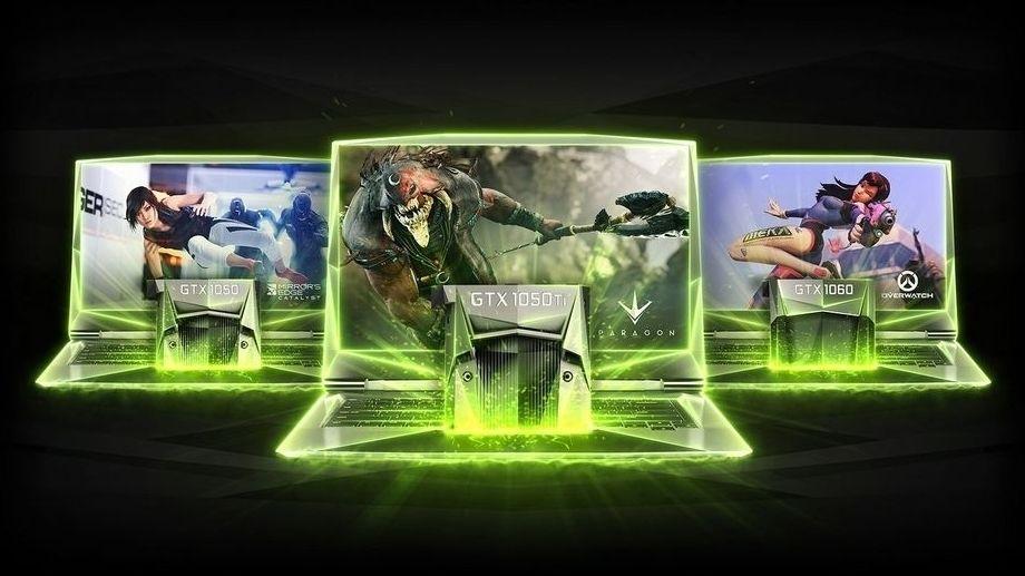 Nvidia har lansert grafikk for tynne bærbare