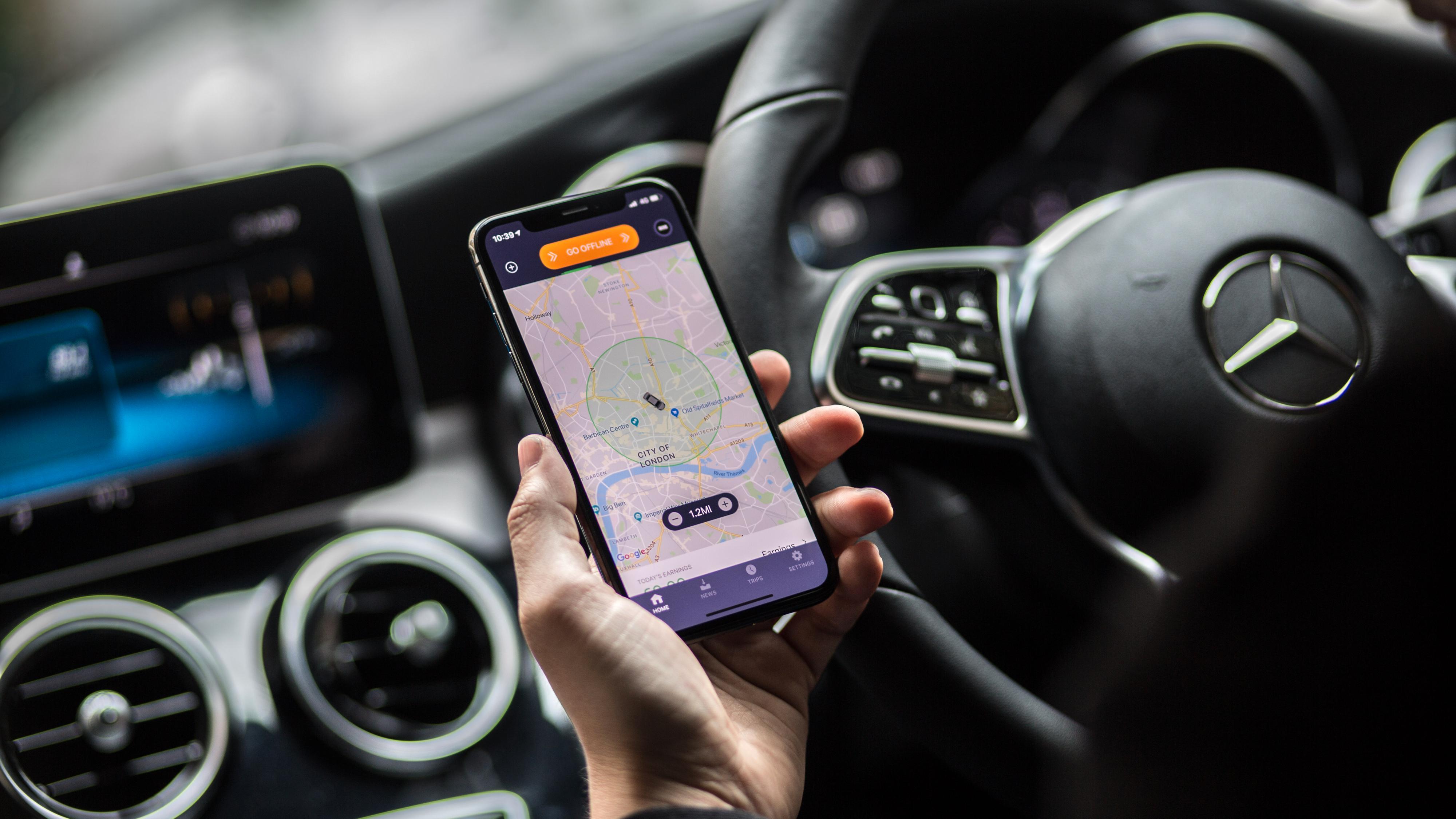 Bolt tar opp konkurransen med Uber