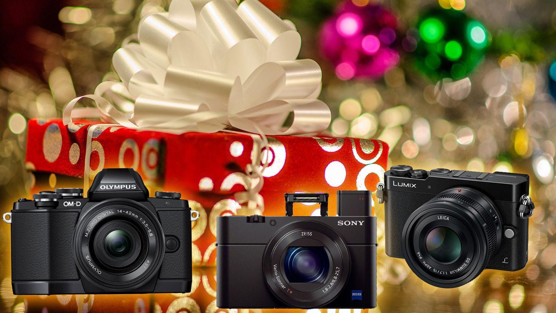 Julegavetips: Digitalkameraer