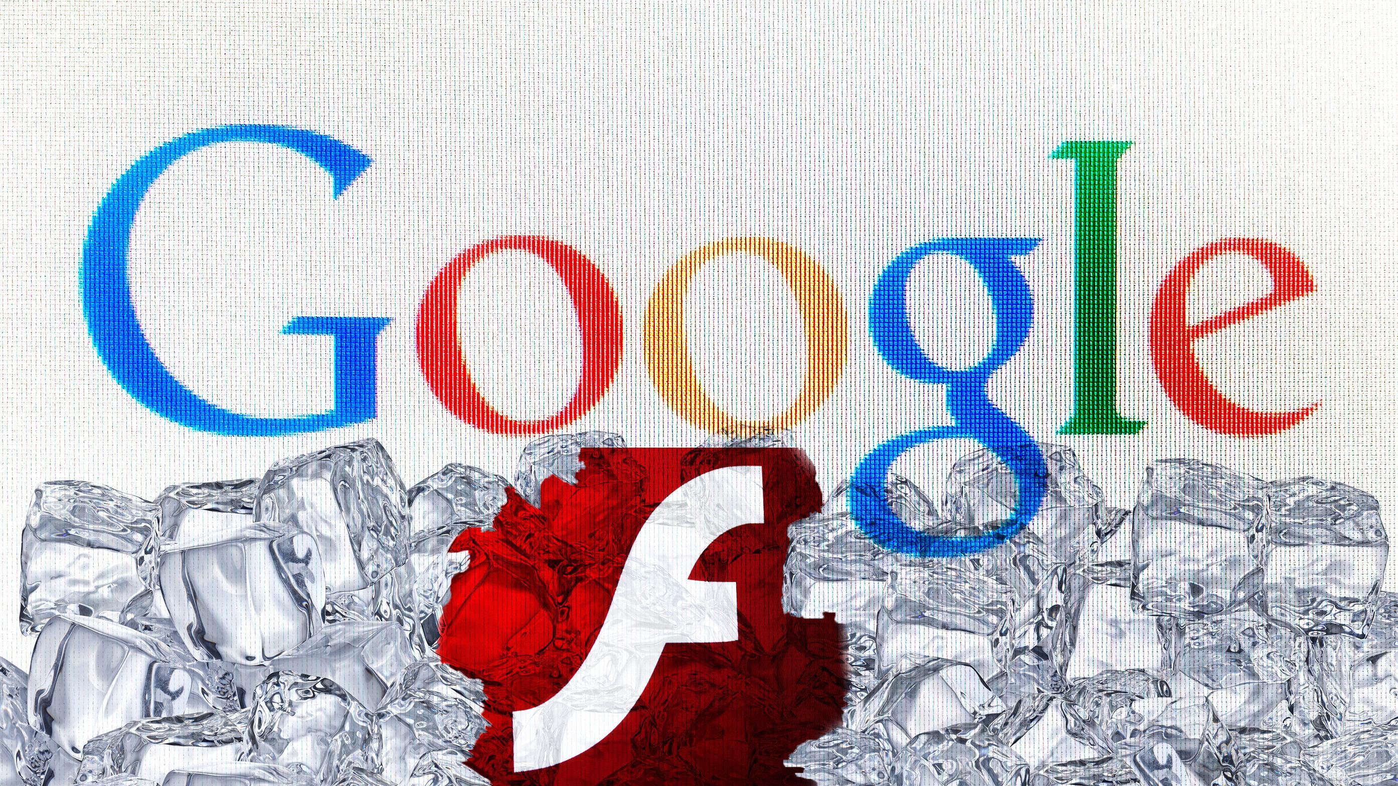 Neste måned forsvinner Flash helt og holdent fra Googles nettleser