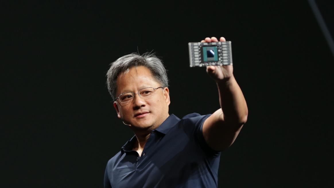 Nvidias nye Pascal-grafikkbrikke har 17 milliarder transistorer