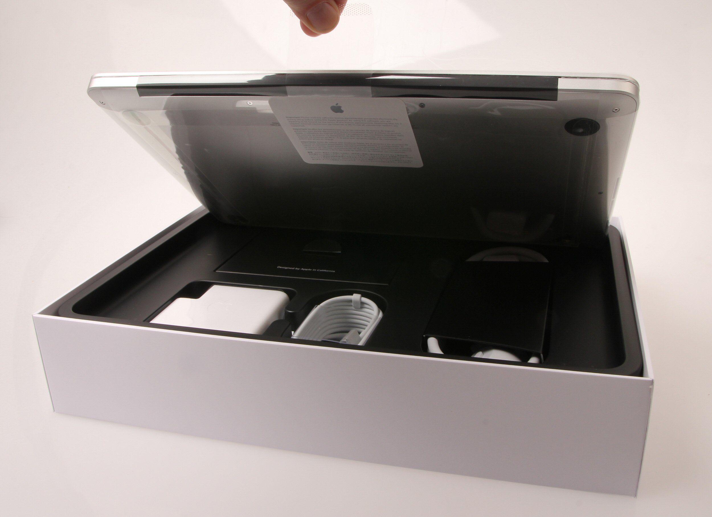 Pent og ryddig pakket.Foto: Vegar Jansen, Hardware.no