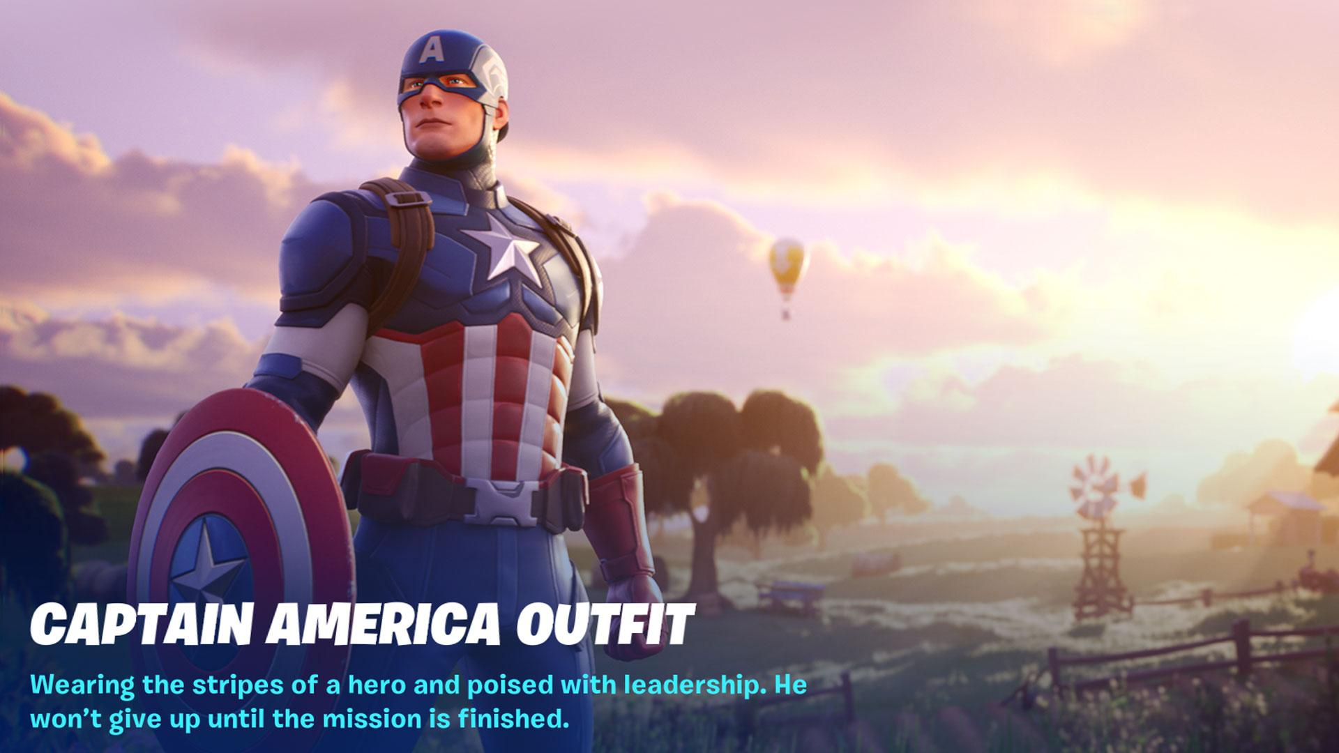 Nok en superhelt inntar Fortnite