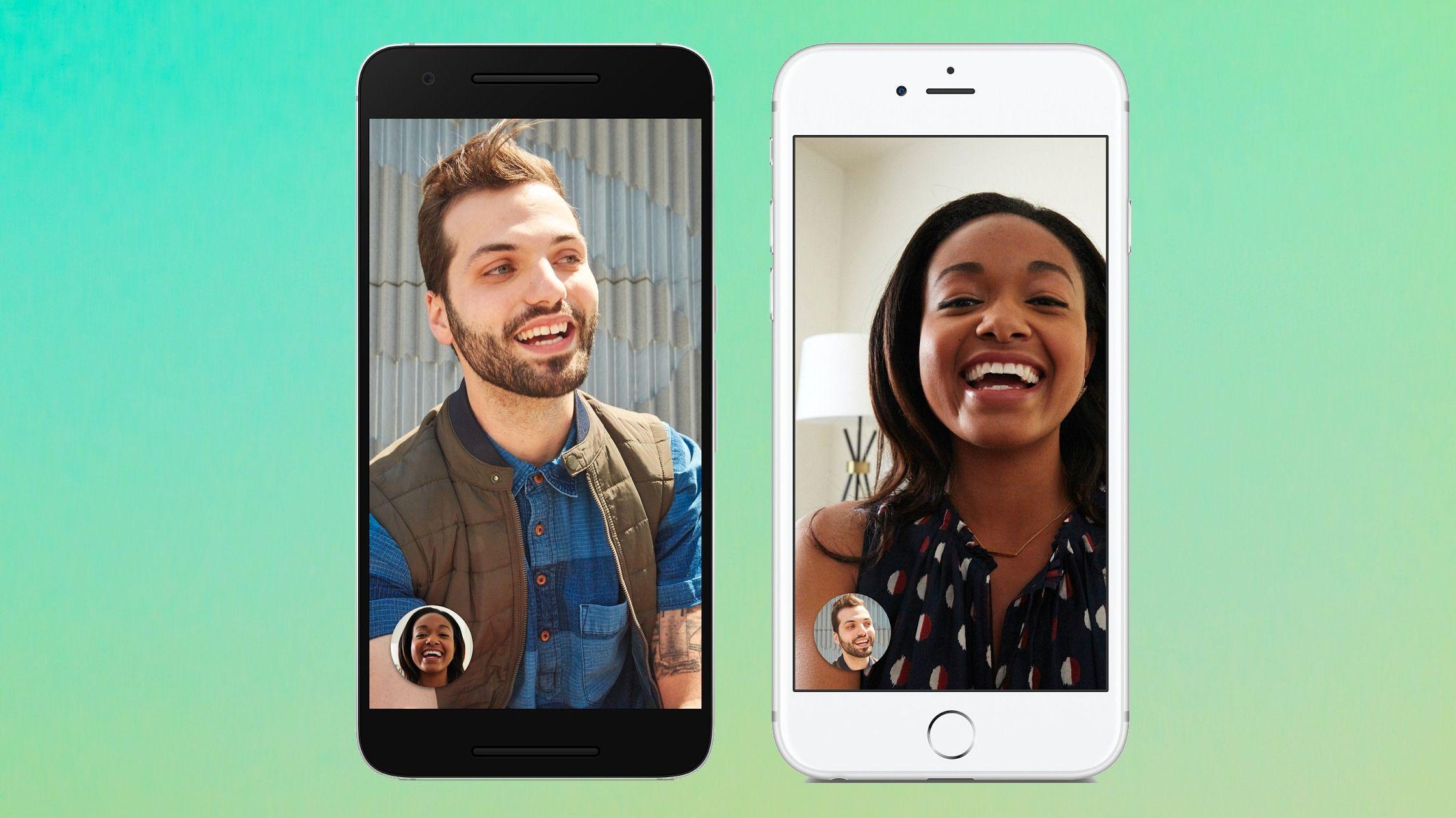 Nå har WhatsApp fått støtte for videosamtaler