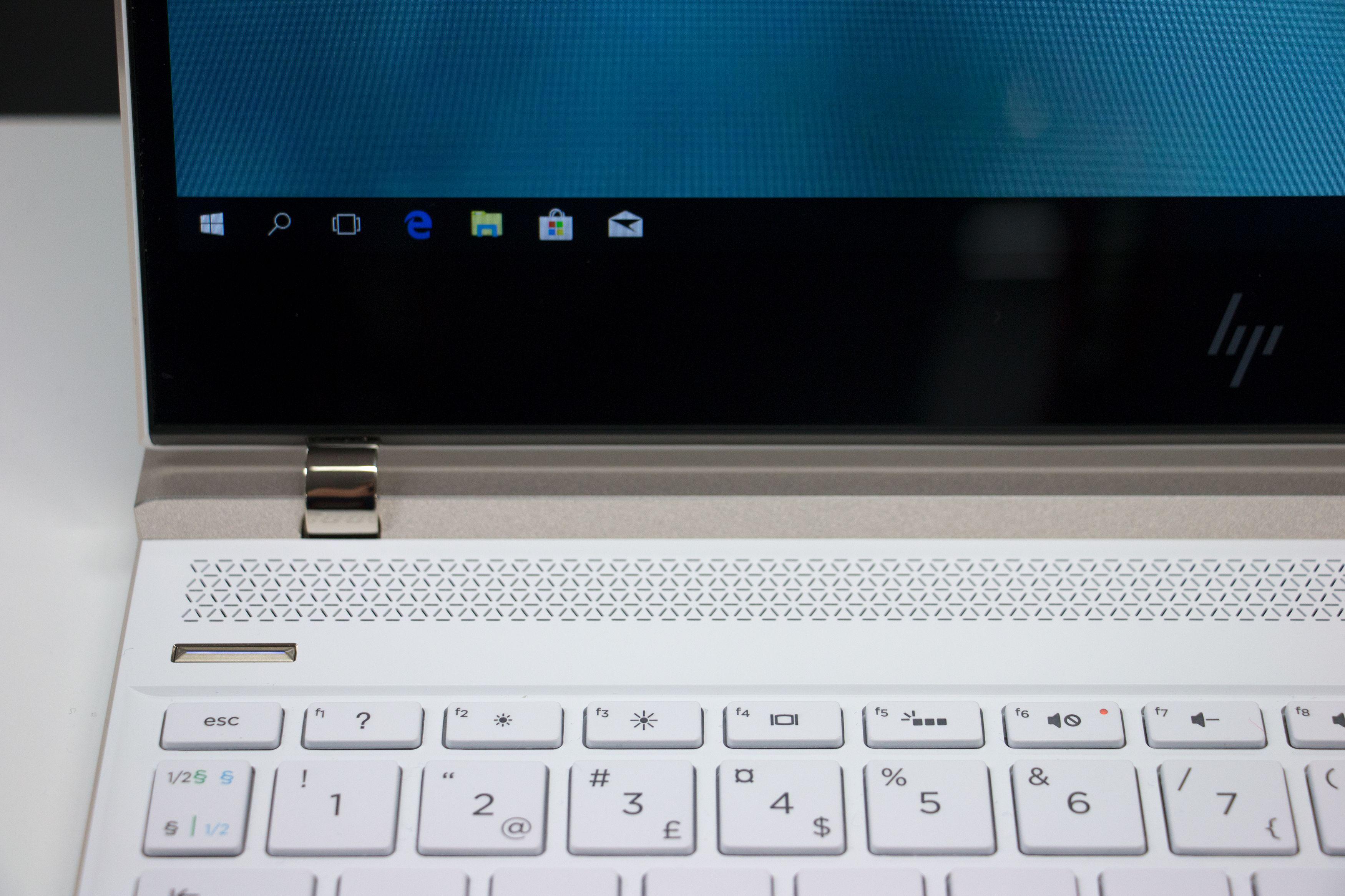 HP Spectre 13 byr på flere flotte detaljer.