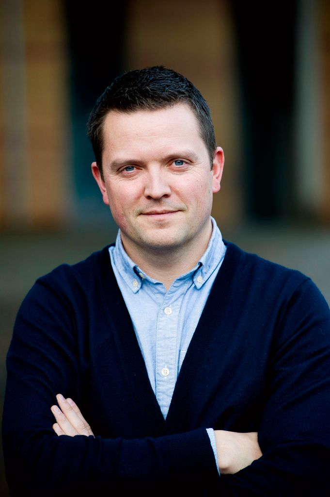 Mobilbanksjef Baard Slaatelid, Sparebank1.Foto: Sparebank1