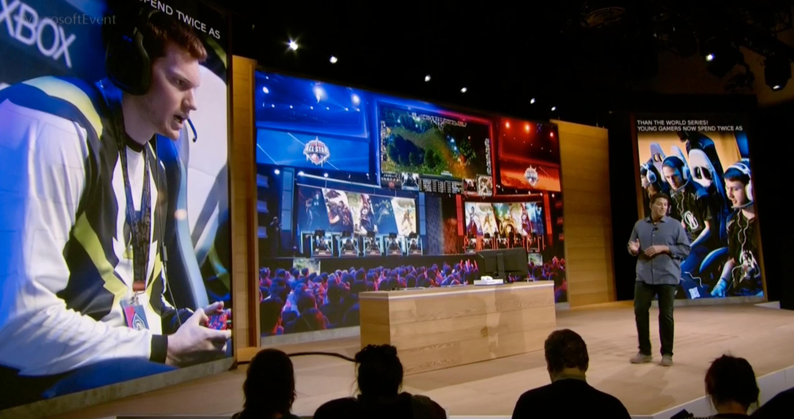 League of Legends bli nevnt som et enorm e-sport-spill. Den nye utgaven av Windows 10 skal være spesialtilpasset for gamere.