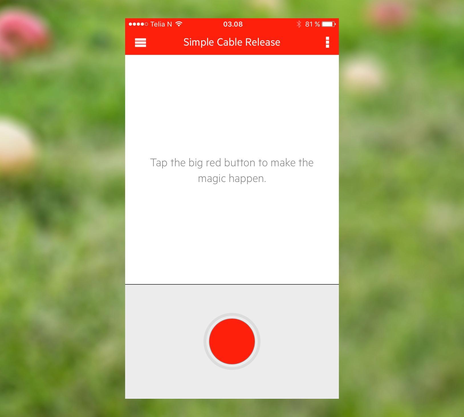 Det finnes en mengde tilbehør for iPhone som bruker minijack-tilkoblingen som iPhone 7 i utgangspunktet ikke har. Vi har ikke fått testet selve tilbehøret, men lydsignalene overgangen gir fra seg høres ut til å være de samme som man får fra hodetelefonutgangen på en iPhone 6S. Hvis utstyret likevel ikke virker burde det la seg gjøre å tilpasse appen til den nye løsningen.