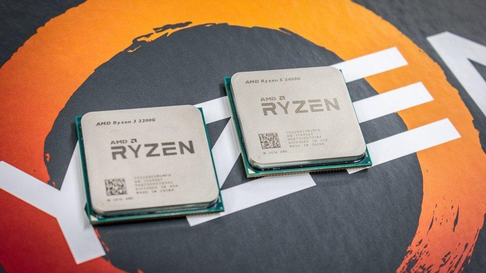 AMD har kunngjort andre generasjon Ryzen-prosessorer