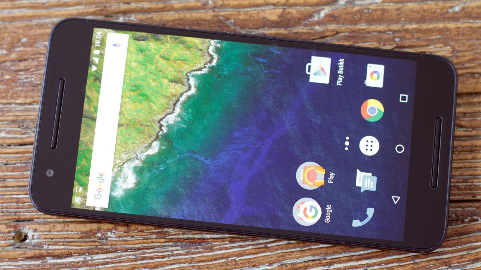 Nexus 6P tappes for strøm ekstra raskt etter oppdateringen, ifølge noen brukere.
