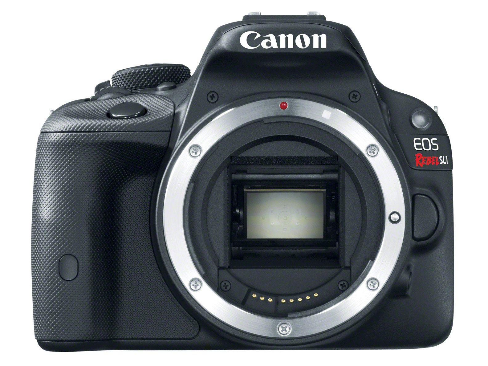 Canon, så stor fatning du har!Foto: Canon
