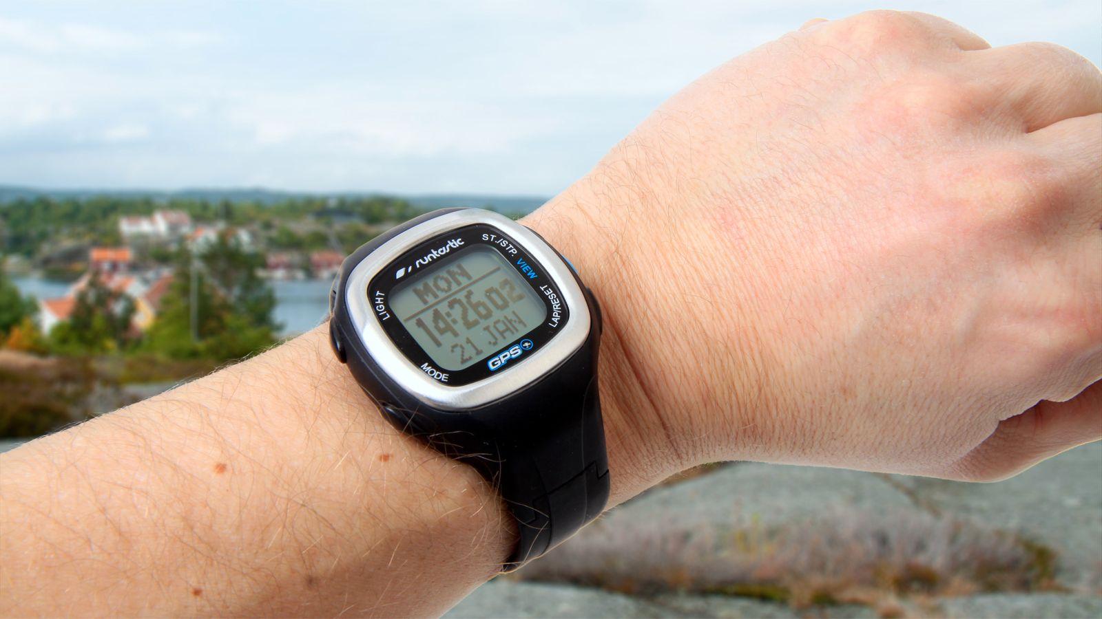 Runtastic GPS Watch