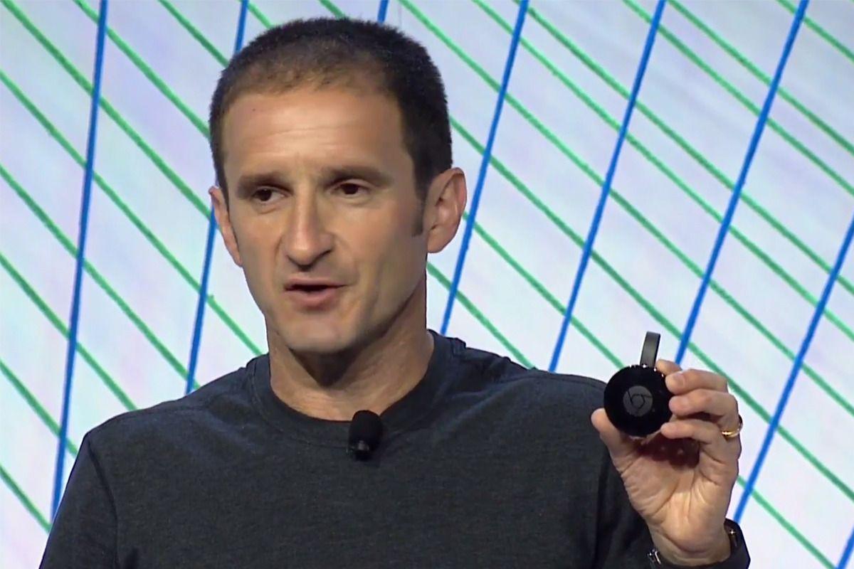 Chromecast er fortsatt ikke store karen. Foto: Skjermdump/Google