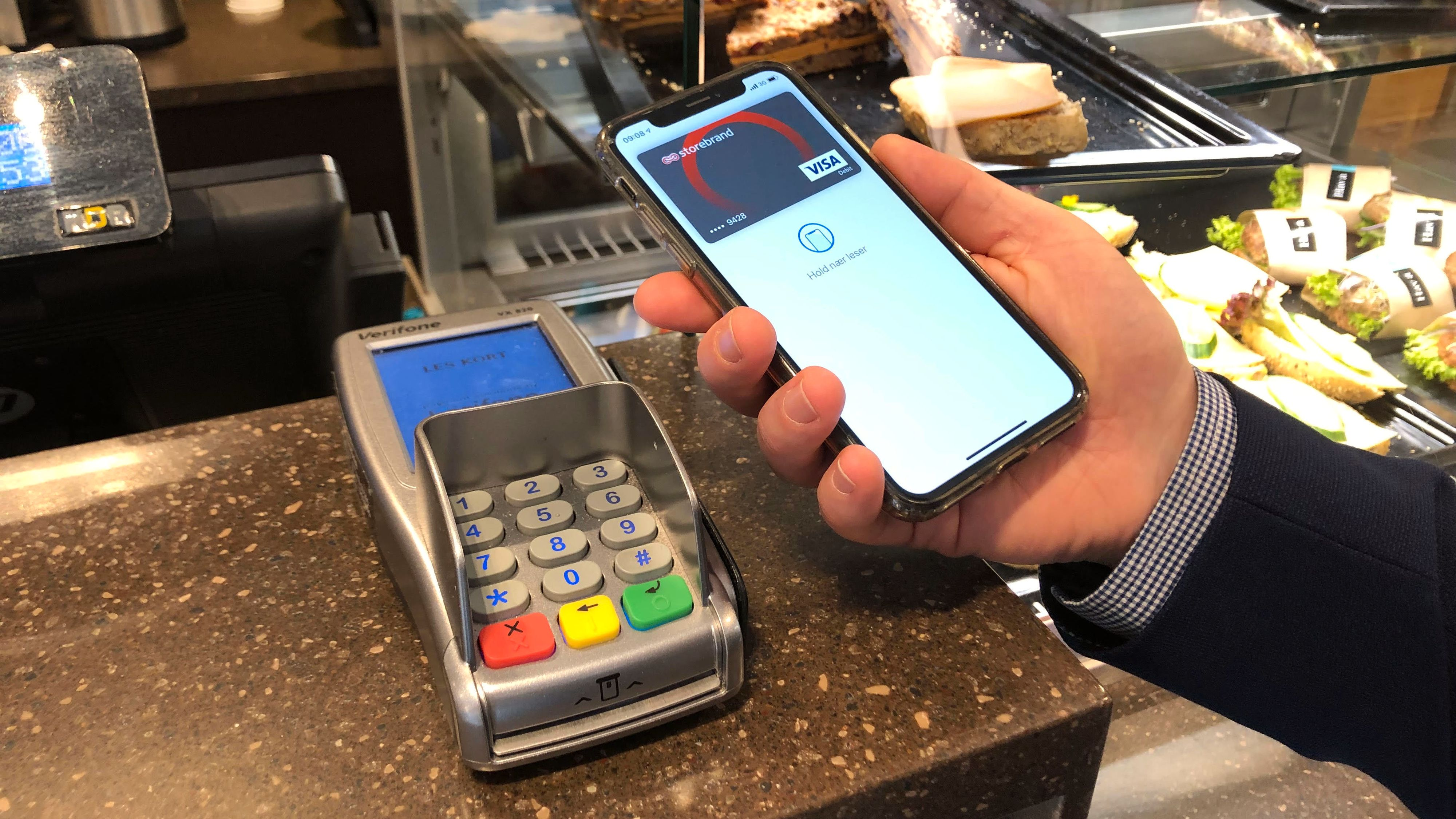 Nå er det seks banker i Norge som støtter Apple Pay